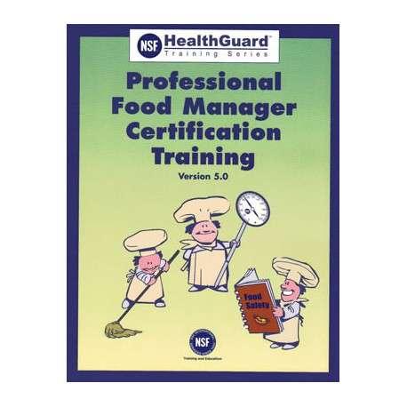 Professional Food Manager Certification- Certevia