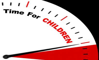 Helping A Child Adjust Time For Children